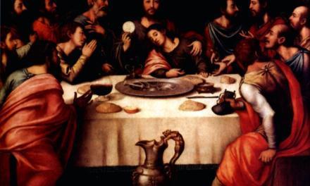 Rite gnostique de fraction du pain et de partage du vin