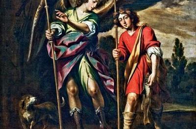 Messe au Saint Archange Raphaël