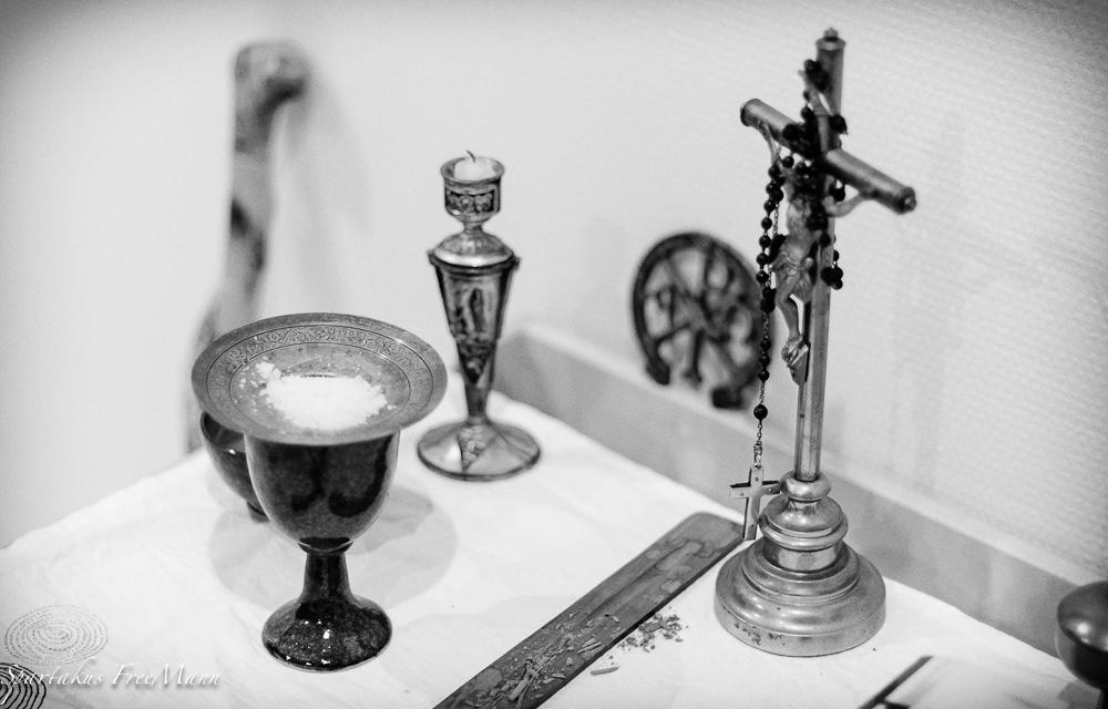 Consécration d'une chapelle et d'un autel gnostiques