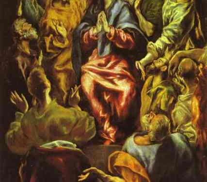 Messe de Pentecôte 2013