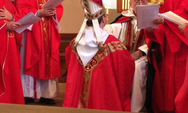 Consécration épiscopale de Mgr. Raphaël-Magnoald