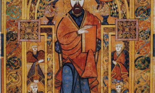 Forme brève de la liturgie celtique