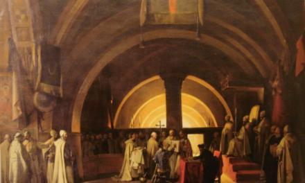 Canonisation de Jacques de Molay