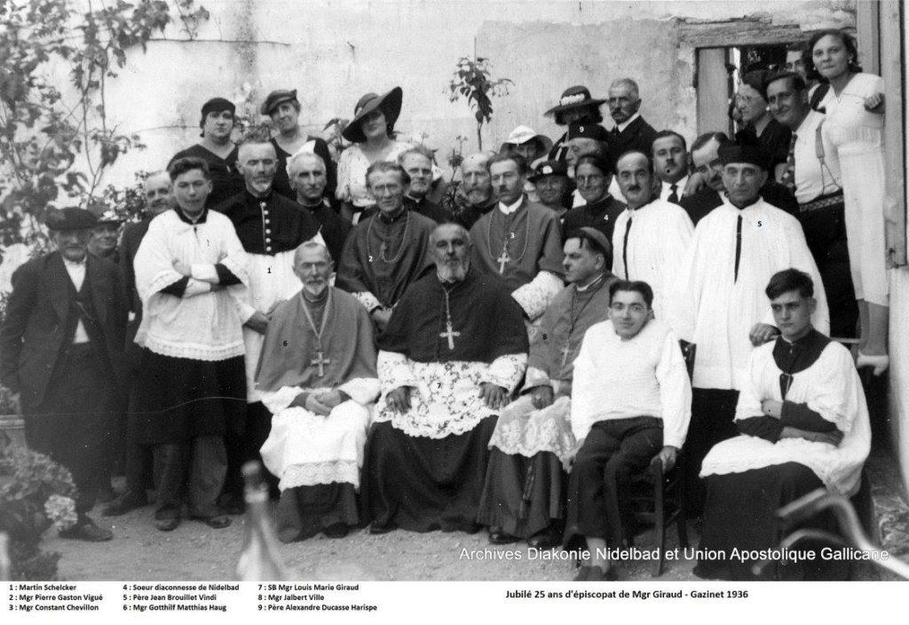 Des relations des évêques apostoliques avec les gnostiques exécrés